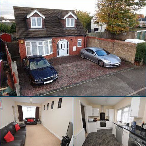 3 bedroom detached house to rent - Bancroft Road, Luton