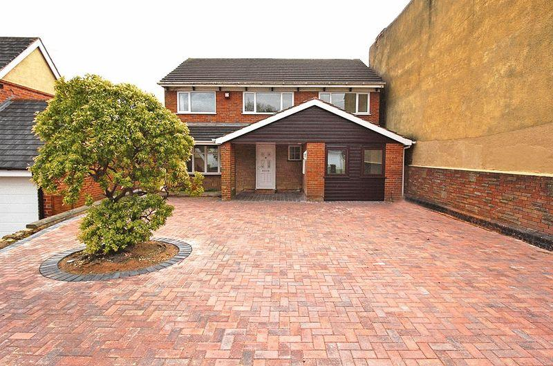 5 Bedrooms Detached House for sale in Gate Street, SEDGLEY
