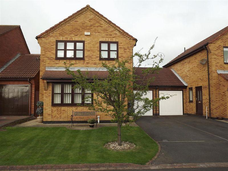 3 Bedrooms Detached House for sale in Murrayfield, Seghill