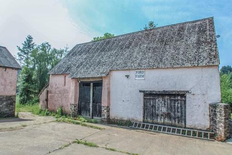 Land for sale - The Threshing Barn, Ford Farm, Eggesford