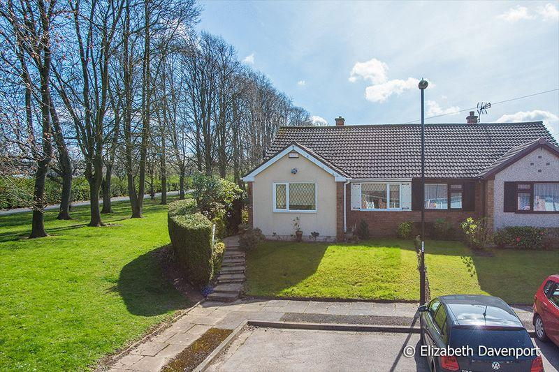 2 Bedrooms Semi Detached Bungalow for sale in Shelfield Close, Mount Nod, Coventry