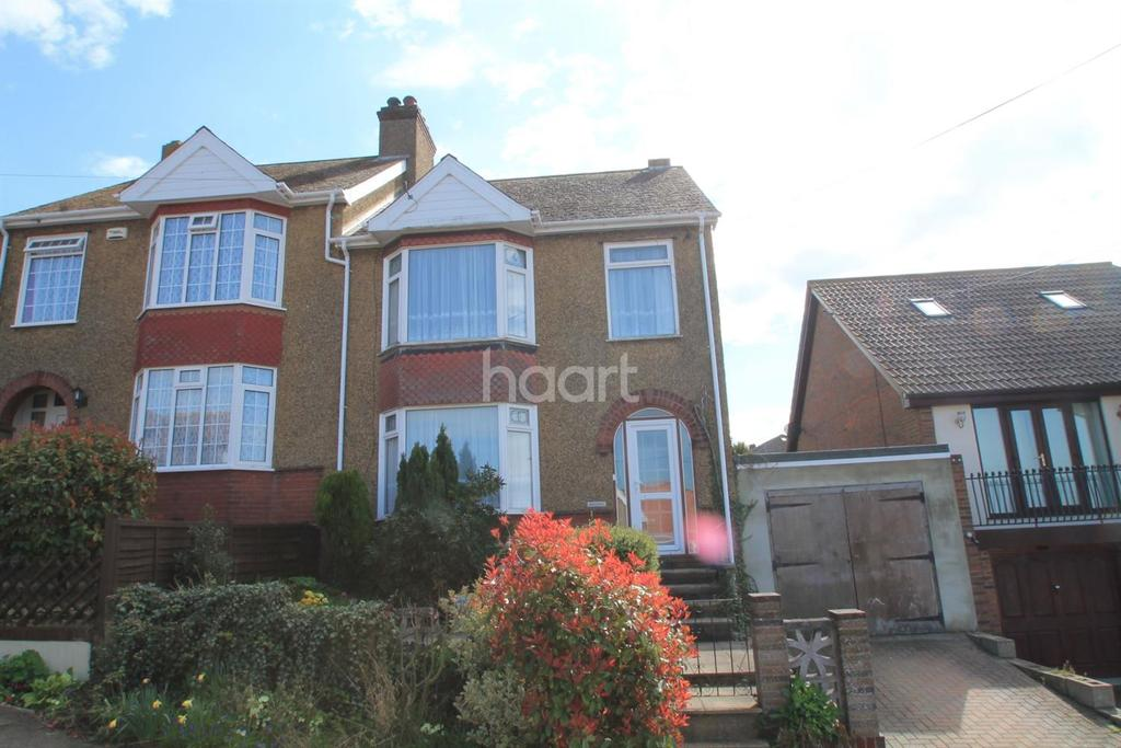 3 Bedrooms Semi Detached House for sale in Highfield Road, Halfway