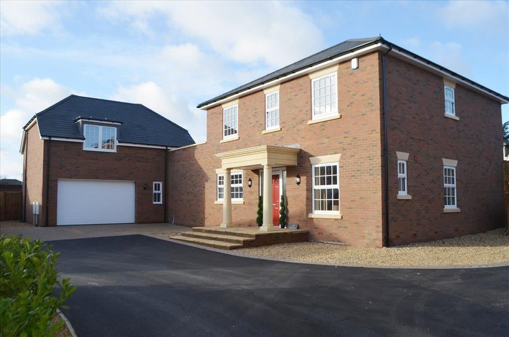 5 Bedrooms Detached House for sale in Brookfields, Potton, SG19
