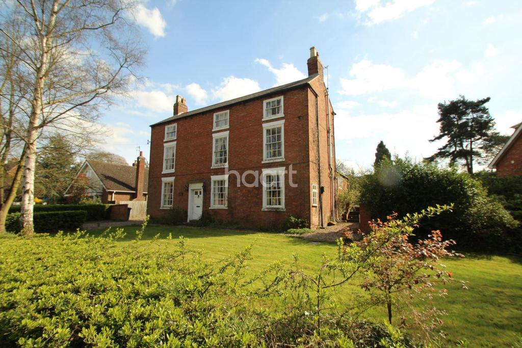 6 Bedrooms Detached House for sale in Main Street, Rempstone