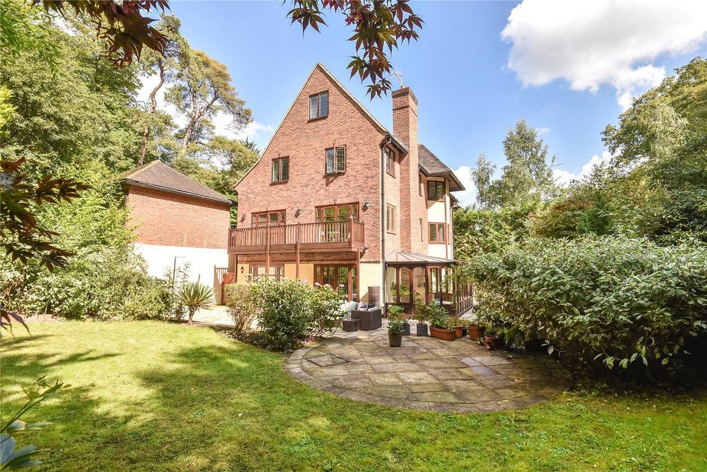 7 Bedrooms Detached House for rent in The Bennetts, Culverden Down, Tunbridge Wells, Kent, TN4