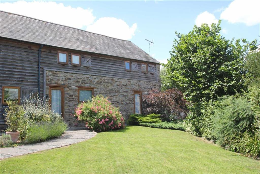 3 Bedrooms Barn Conversion Character Property for sale in New House Farm, Lucton, Herefordshire