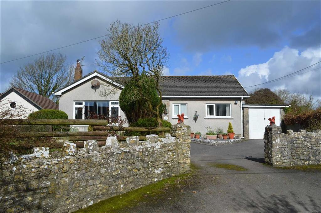 3 Bedrooms Detached Bungalow for sale in Llanbethery, Vale Of Glamorgan