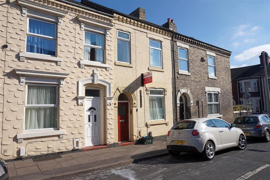 2 Bedrooms Terraced House for sale in Brunswick Place, Hanley, Stoke-On-Trent