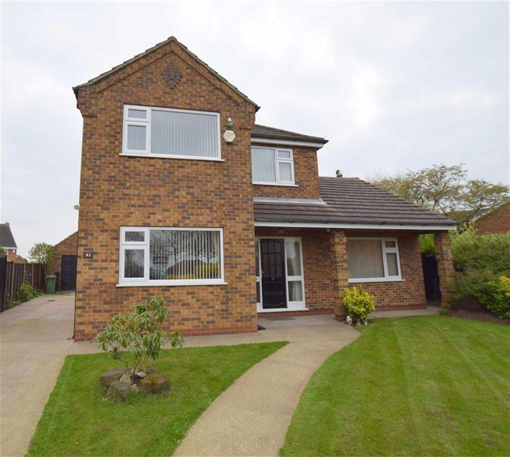 4 Bedrooms House for sale in Beaufort Crescent, Cleethorpes, North East Lincolnshire