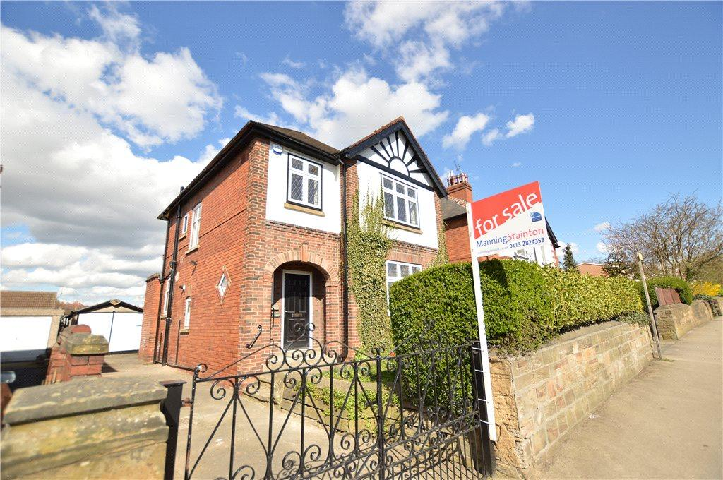 3 Bedrooms Detached House for sale in Oulton Lane, Rothwell, Leeds, West Yorkshire