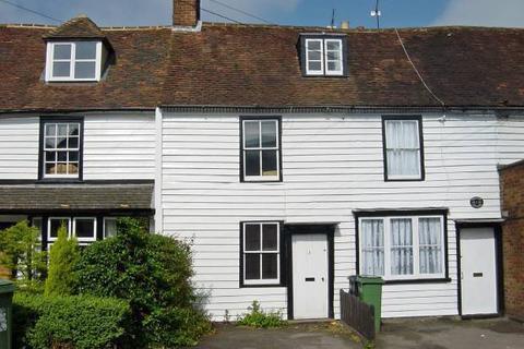 2 bedroom cottage for sale - Chestnut Cottages, High Street, Staplehurst, Kent TN12 0AB