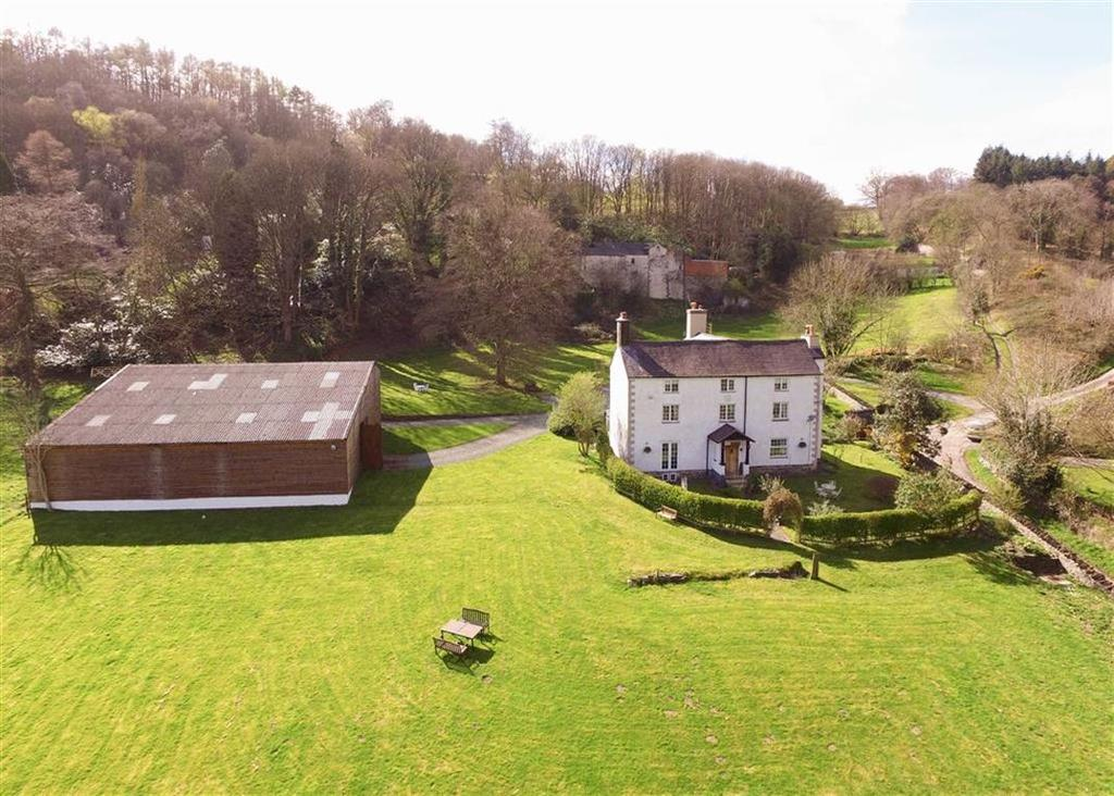 7 Bedrooms Detached House for sale in Berwyn, Llangollen, LL20