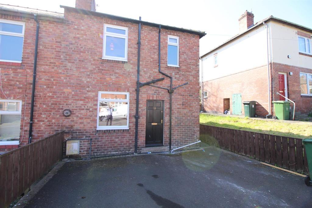 2 Bedrooms End Of Terrace House for sale in June Avenue, Winlaton Mill, Blaydon-On-Tyne