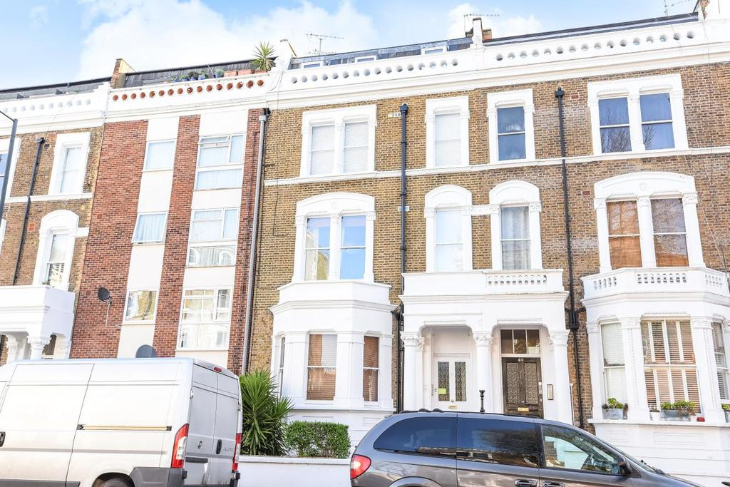 1 Bedroom Flat for sale in Sinclair Road, Brook Green