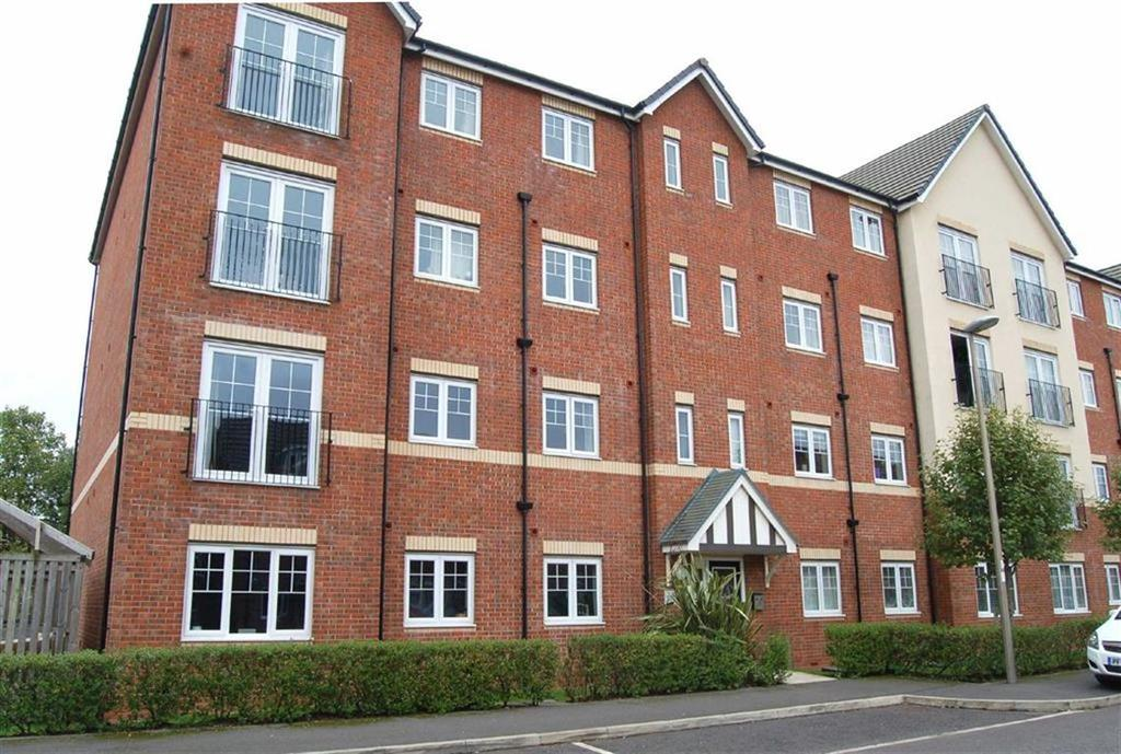 2 Bedrooms Apartment Flat for sale in St Edmunds House, Robinson Road, Ellesmere Port