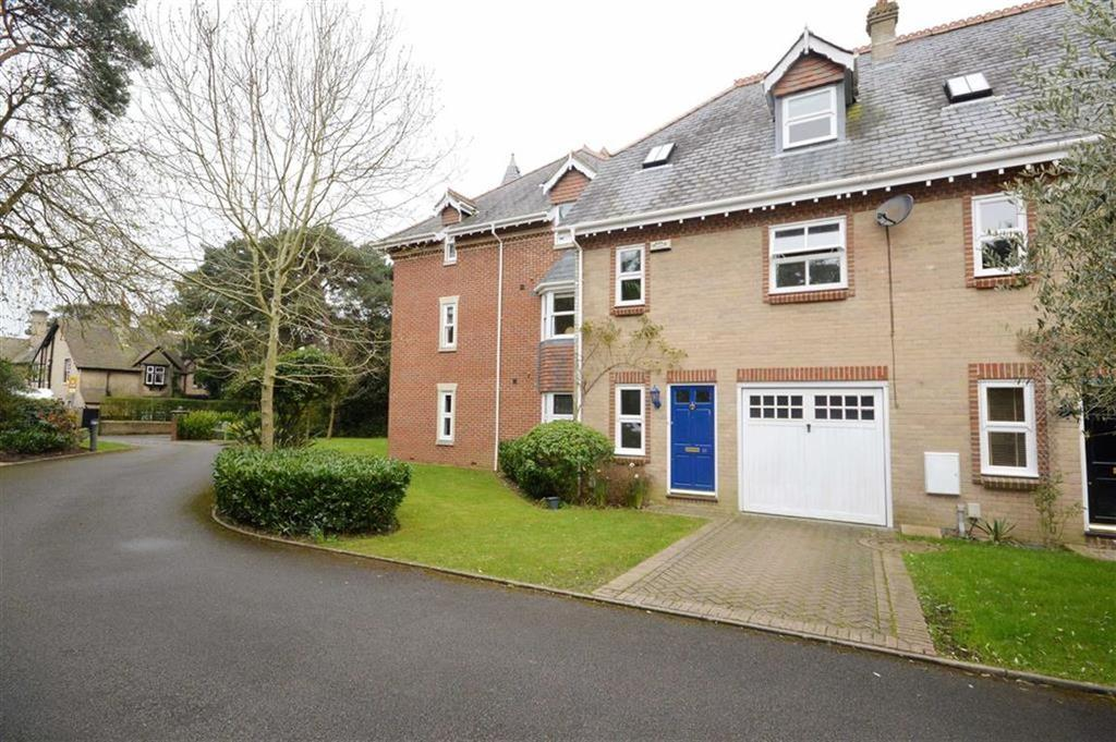 4 Bedrooms Town House for sale in Portland Place, Bournemouth, Dorset, BH2