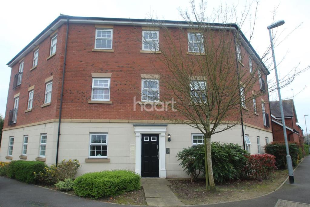 2 Bedrooms Flat for sale in Williams Drive, Calverton, Nottingham