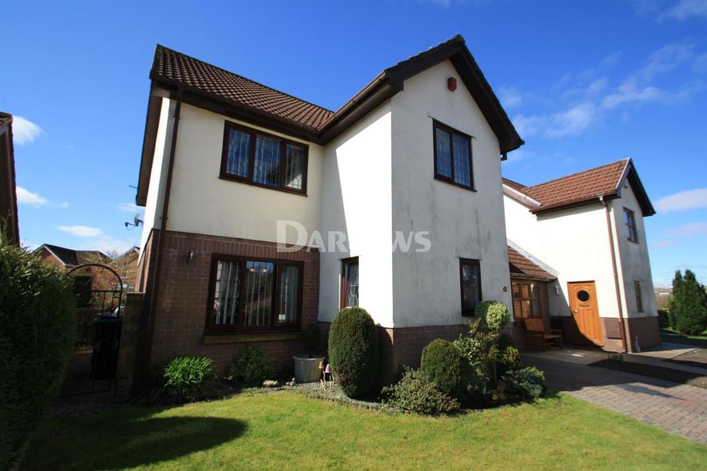 3 Bedrooms Detached House for sale in Harford Gardens, Sirhowy, Tredegar, Gwent