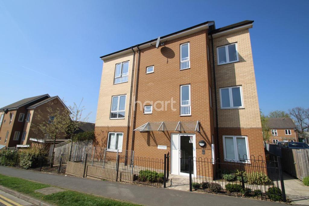 2 Bedrooms Flat for sale in Holden Court, Studio Way, Borehamwood