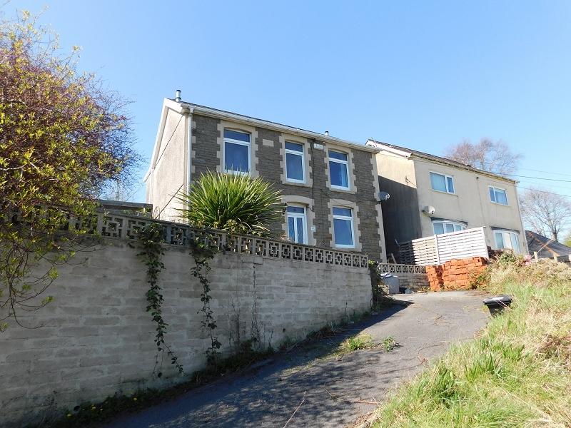 4 Bedrooms Detached House for sale in Swansea Road, Trebanos, Pontardawe, Swansea.