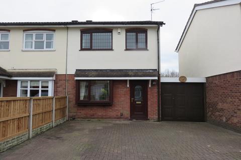 3 bedroom semi-detached house for sale - Chamberlain Way, Biddulph