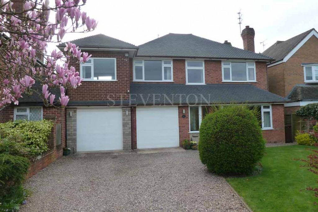 5 Bedrooms Detached House for sale in Sabrina Road, Wightwick, Wolverhampton