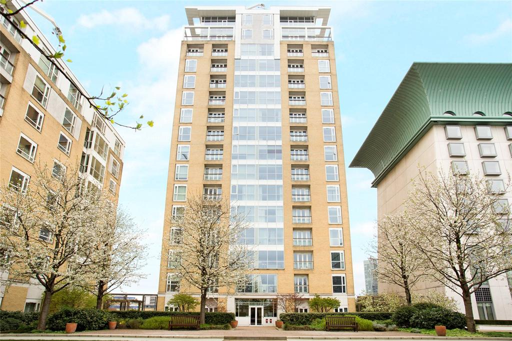 2 Bedrooms Flat for sale in Eaton House, 38 Westferry Circus, Canary Wharf, London, E14