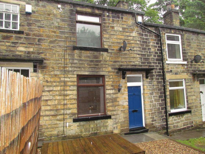 2 Bedrooms Terraced House for sale in Otley Road, East Morton
