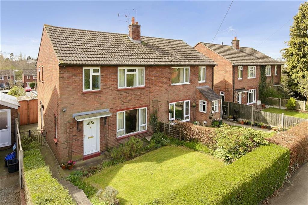 3 Bedrooms Semi Detached House for sale in Hillside, Myddle, SY4