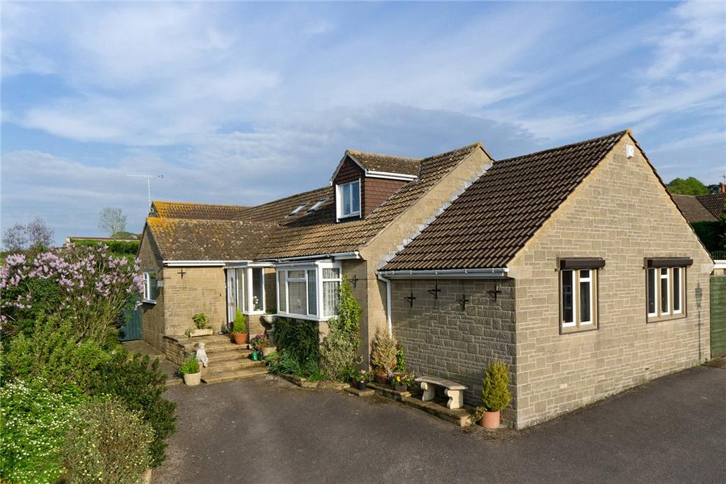 4 Bedrooms Detached House for sale in High Street, Hardington Mandeville, Yeovil, Somerset, BA22
