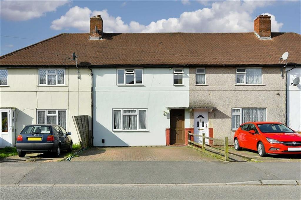 2 Bedrooms Terraced House for sale in Browning Avenue, Worcester Park, Surrey