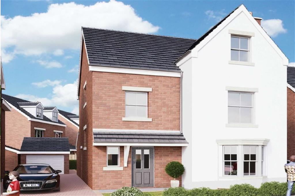 4 Bedrooms Detached House for sale in The Pavilions, Chester Road, Gresford, Wrexham