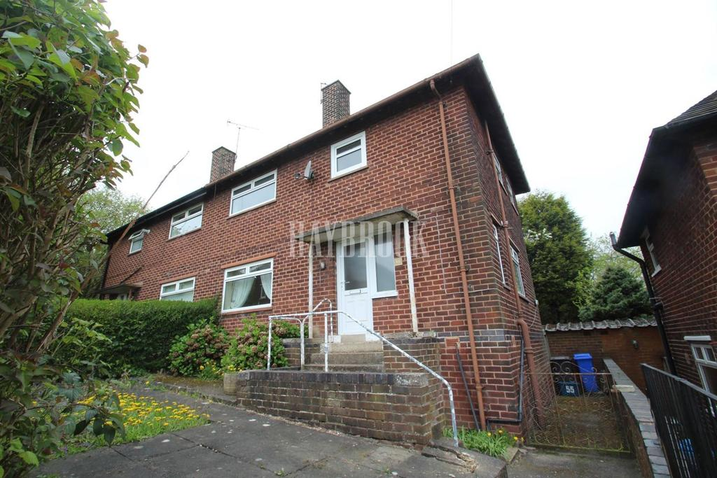 3 Bedrooms Semi Detached House for sale in Dyke Vale Road, Hackenthorpe