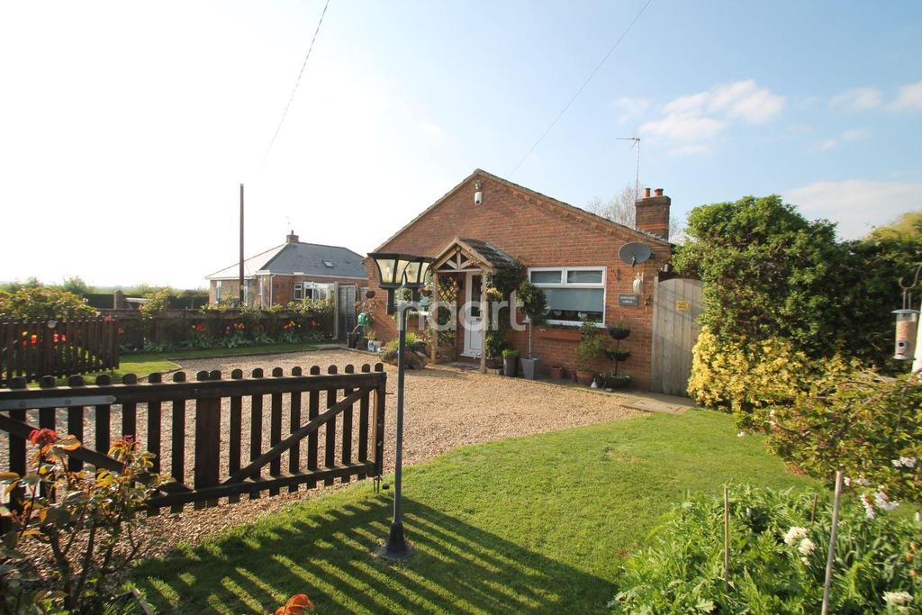 3 Bedrooms Bungalow for sale in New Road, Welney