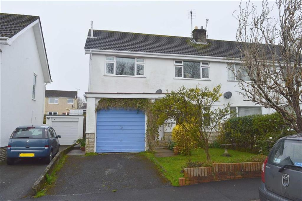 4 Bedrooms Semi Detached House for sale in Sherringham Drive, Newton, Swansea