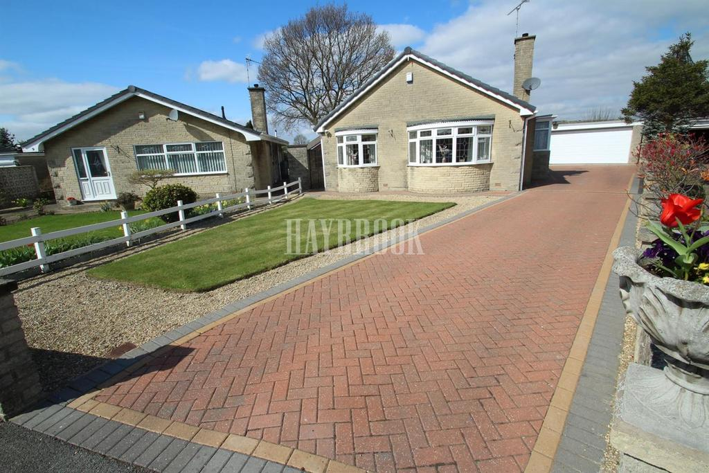 3 Bedrooms Bungalow for sale in Sandwith Road, Todwick