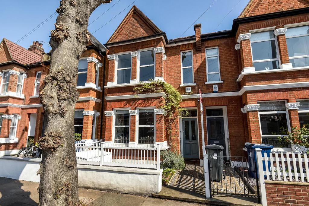 3 Bedrooms Terraced House for sale in St. Georges Road, Chiswick, W4