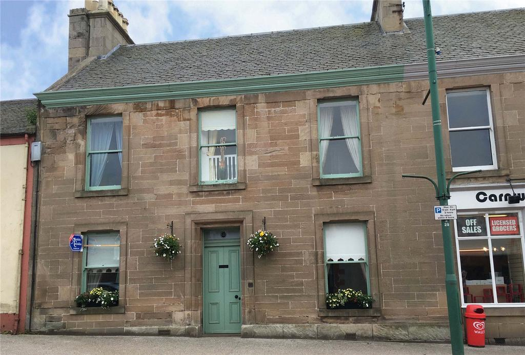 6 Bedrooms Terraced House for sale in The Vineyard, 122 Main Street, Carnwath, Lanark, ML11