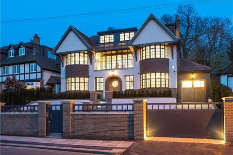 5 bedroom detached house for sale - Home Park Road, Wimbledon, London, SW19
