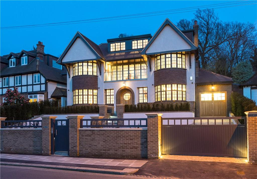 6 Bedrooms Detached House for sale in Home Park Road, Wimbledon, London, SW19