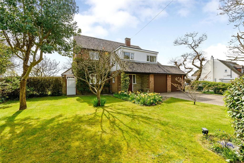 4 Bedrooms Detached House for sale in Elms Lane, West Wittering, Chichester, West Sussex