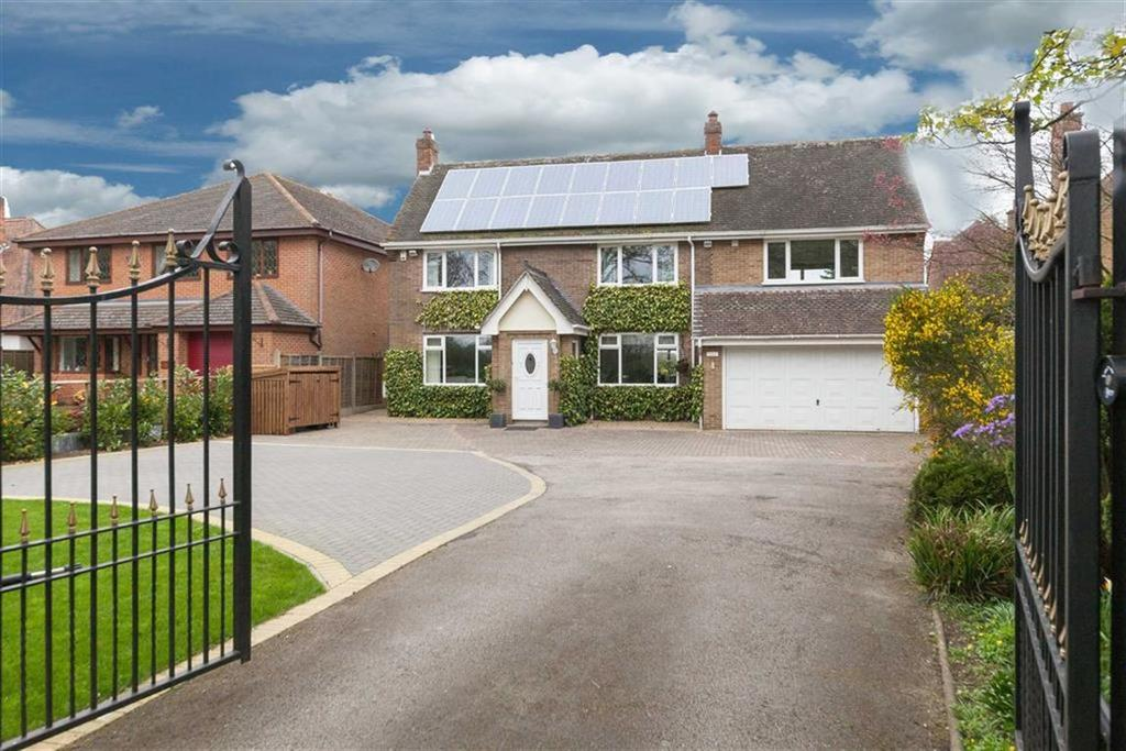 5 Bedrooms Detached House for sale in Market Bosworth