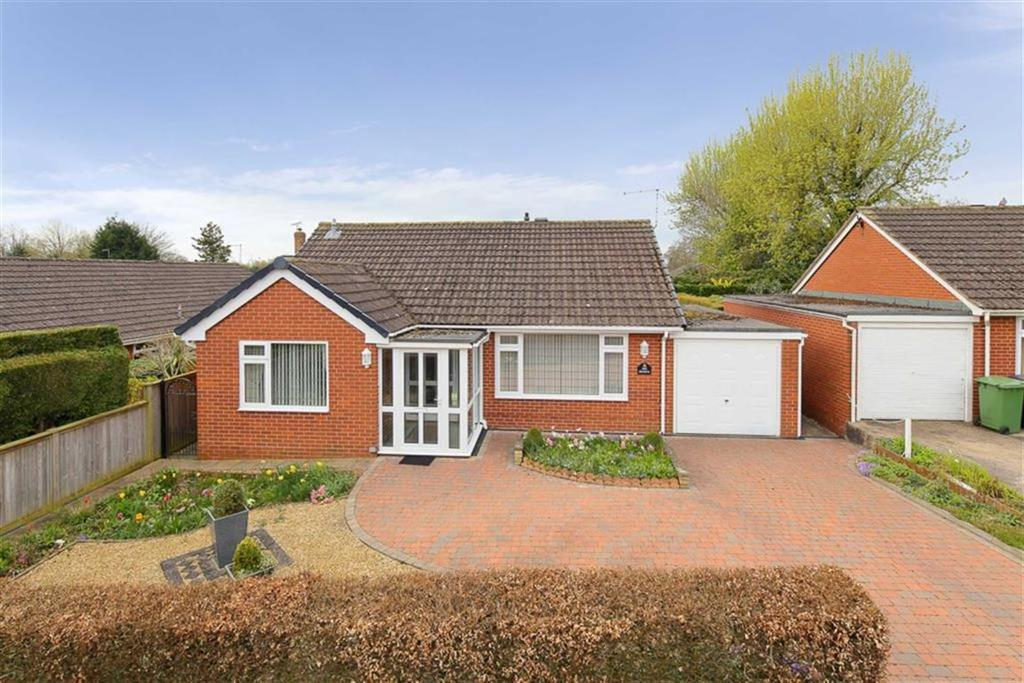 2 Bedrooms Bungalow for sale in Westune, Whitchurch, SY13