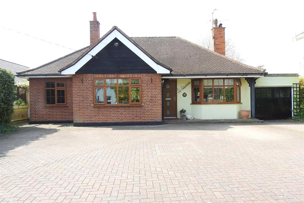 4 Bedrooms Detached Bungalow for sale in Maldon Road, Hatfield Peverel, Chelmsford