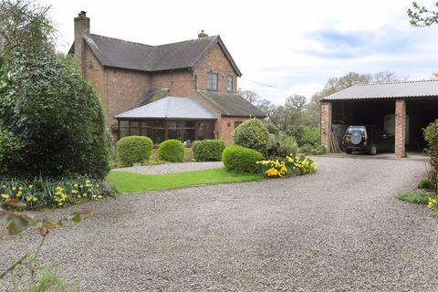 3 bedroom detached house for sale - Woore Road, Buerton, Cheshire