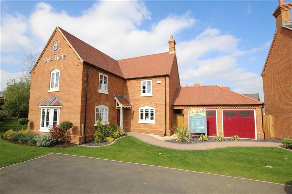 4 Bedrooms Detached House for sale in The Hamilton, 1, Bronnley Way, Brackley