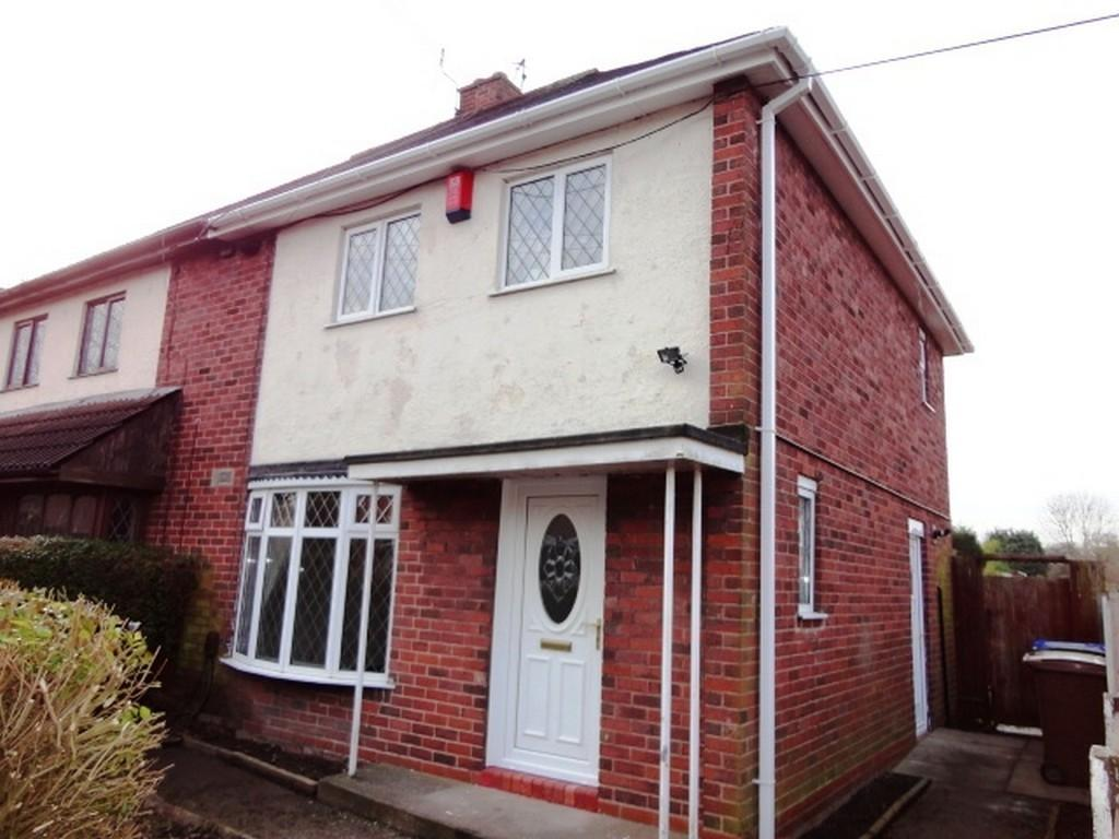 2 Bedrooms Semi Detached House for rent in Arclid Way, Bucknall