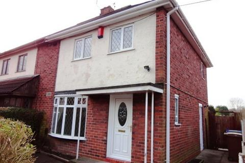 2 bedroom semi-detached house to rent - Arclid Way, Bucknall