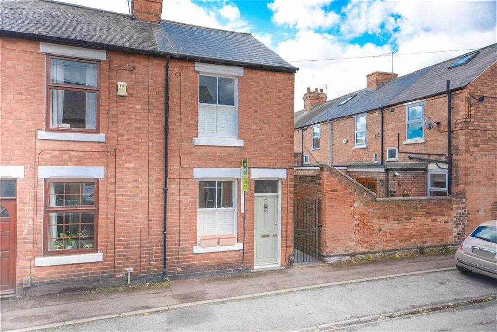 2 Bedrooms End Of Terrace House for sale in Clumber Road, West Bridgford