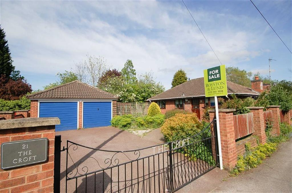 3 Bedrooms Detached Bungalow for sale in Kendal Court, West Bridgford